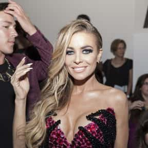 Carmen Electra is listed (or ranked) 7 on the list List of Famous TV Personalities