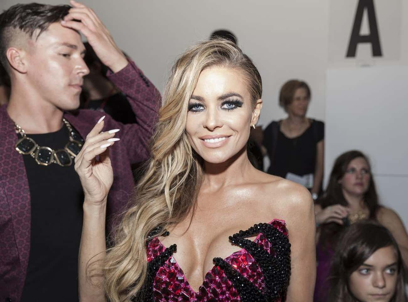 Carmen Electra is listed (or ranked) 2 on the list Famous People Born in 1972