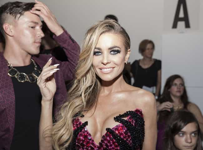 Carmen Electra is listed (or ranked) 4 on the list Famous Female TV Personalities