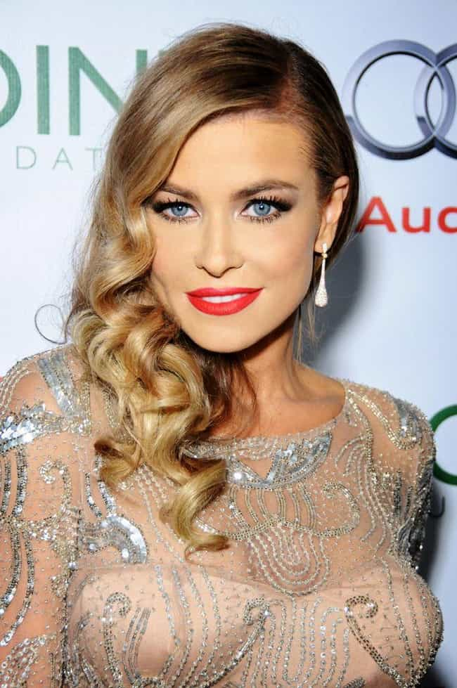 Carmen Electra is listed (or ranked) 4 on the list 31 Celebrities You Didn't Know Have Side Businesses