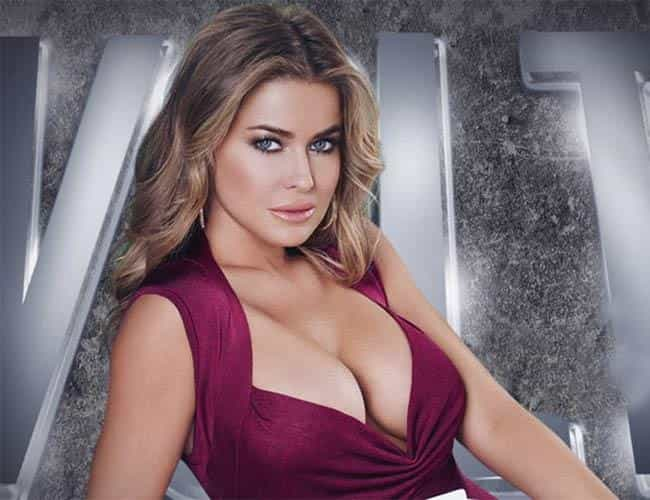 Carmen Electra is listed (or ranked) 2 on the list 28 Celebrities Who Are Proud of Their Breast Implants