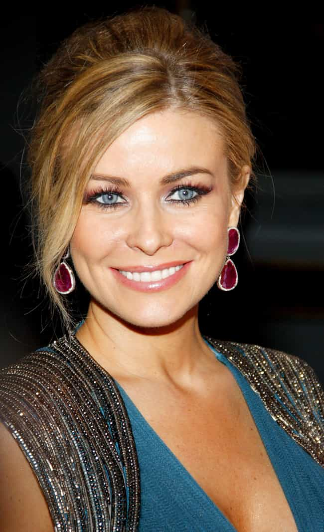 Carmen Electra is listed (or ranked) 4 on the list 32 Celebrities You Didn't Know Have Side Businesses