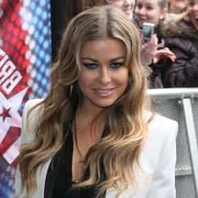 Carmen Electra is listed (or ranked) 13 on the list The Worst Reality Show Judges of All Time