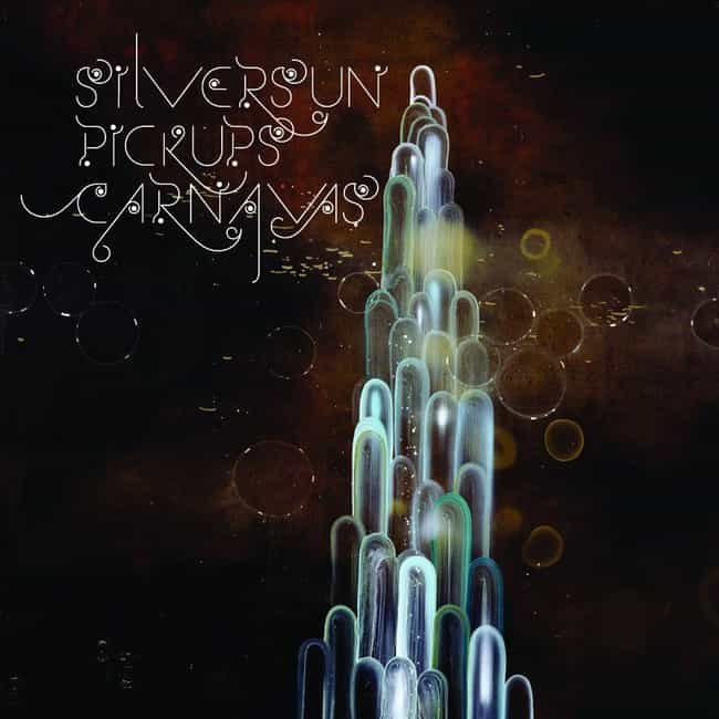 Carnavas is listed (or ranked) 3 on the list The Best Silversun Pickups Albums, Ranked