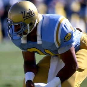 Carnell Lake is listed (or ranked) 18 on the list The Best UCLA Football Players of All Time