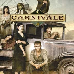 Carnivàle is listed (or ranked) 18 on the list Great TV Shows That Are Totally Surreal And Bizarre