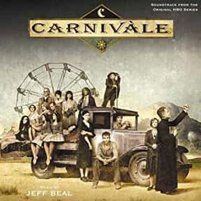 Carnivàle is listed (or ranked) 13 on the list The Best TV Shows You Can Watch On HBO Max