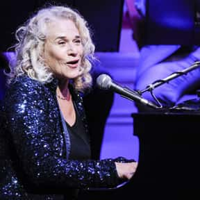 Carole King is listed (or ranked) 15 on the list Bands/Artists With Only One Great Album