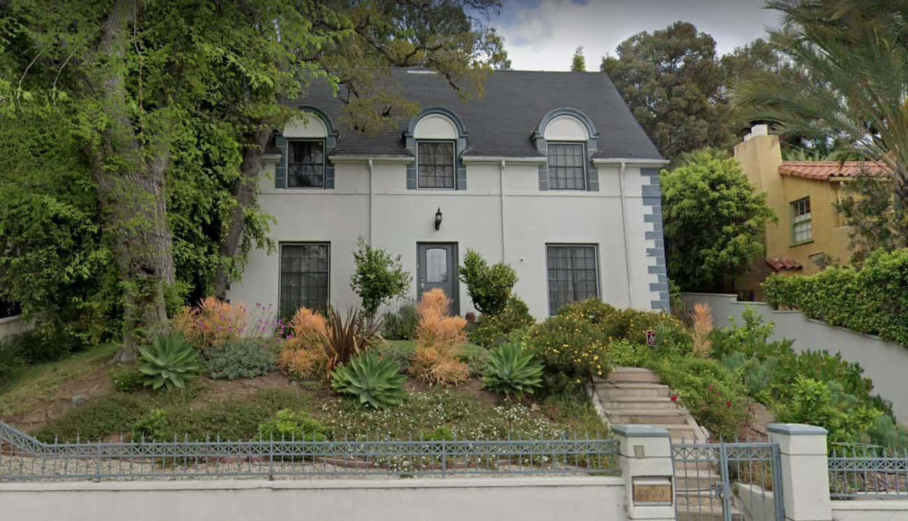 Carole Lombard's Hollywood Hills Home: $2.7 Million