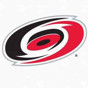 Carolina Hurricanes is listed (or ranked) 24 on the list The Best NHL Teams of All Time
