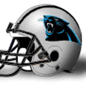 Panthers is listed (or ranked) 23 on the list The Best Current NFL Helmets