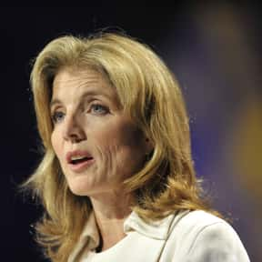 Caroline Kennedy is listed (or ranked) 17 on the list Famous Lawyers from the United States