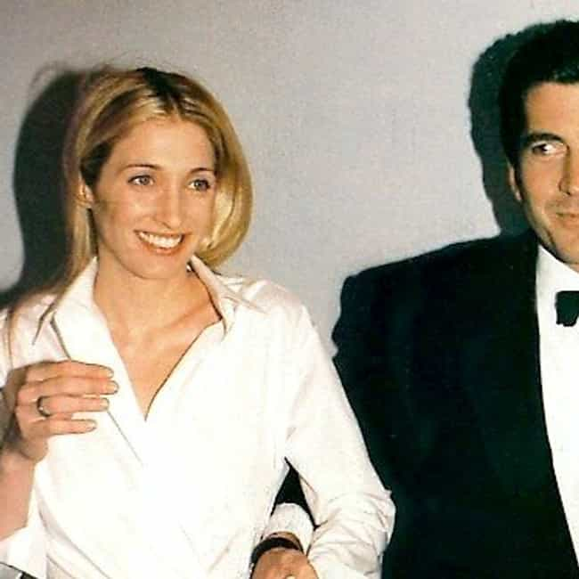 Carolyn Bessette-Kennedy is listed (or ranked) 3 on the list Famous Friends of Donatella Versace