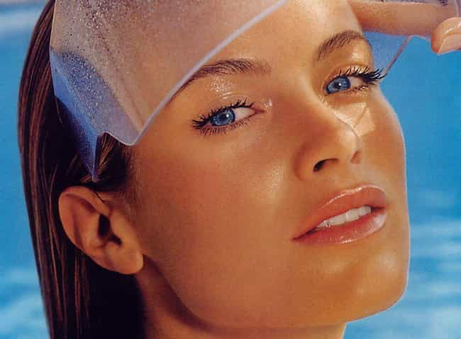 Carolyn Murphy is listed (or ranked) 4 on the list The Most Beautiful Women with Blue Eyes