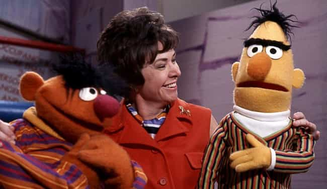 Carol Burnett is listed (or ranked) 3 on the list Celebrities Share Their Experiences Being On 'Sesame Street'