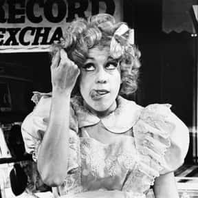 Carol Burnett is listed (or ranked) 8 on the list The Most Original Comedians