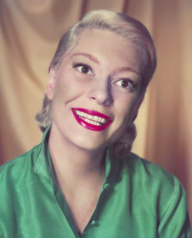Carol Channing is listed (or ranked) 2 on the list Famous People Born in 1921