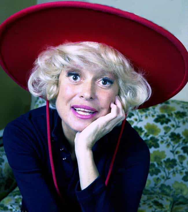 Carol Channing is listed (or ranked) 4 on the list Old Celebrities You Didn't Realize Are Still Alive