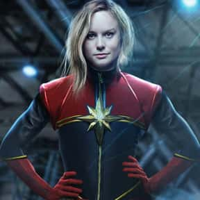 Carol Danvers is listed (or ranked) 17 on the list Which MCU Character Would Make The Best President During A Crisis?