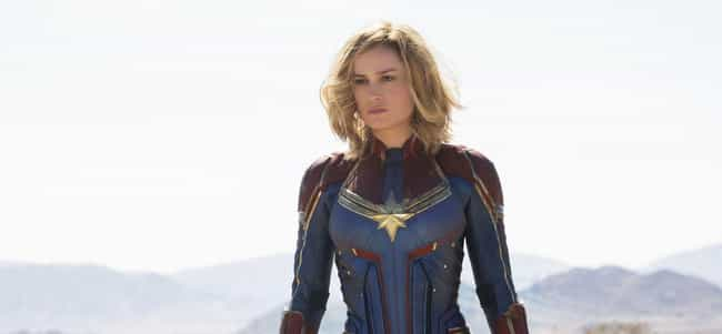 Captain Marvel (Carol Danvers) is listed (or ranked) 4 on the list The Marvel Characters Most Likely To Defeat Thanos In The MCU
