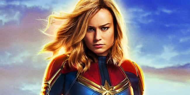 Captain Marvel (Carol Danvers) is listed (or ranked) 8 on the list The Strongest Characters In The MCU, Ranked