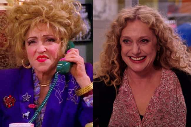 Carol Kane is listed (or ranked) 2 on the list Who Would Star In 'Friends' If It Were Made Today?