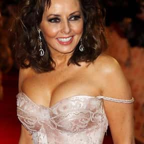 Carol Vorderman is listed (or ranked) 14 on the list Famous Presenters from England