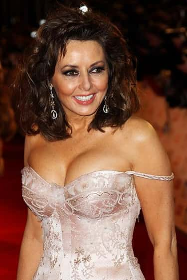Carol Vorderman is listed (or ranked) 1 on the list Famous Female Backing Vocalists