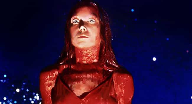 Carrie is listed (or ranked) 2 on the list The Defining Horror Movie Moment From The Year You Were Born