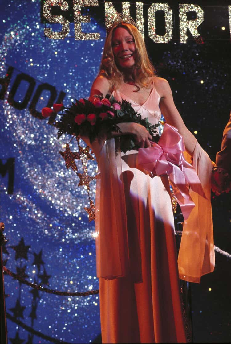 Carrie's Dress In 'Carrie' (1976)