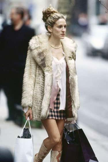 Carrie Bradshaw From 'Sex And The City'