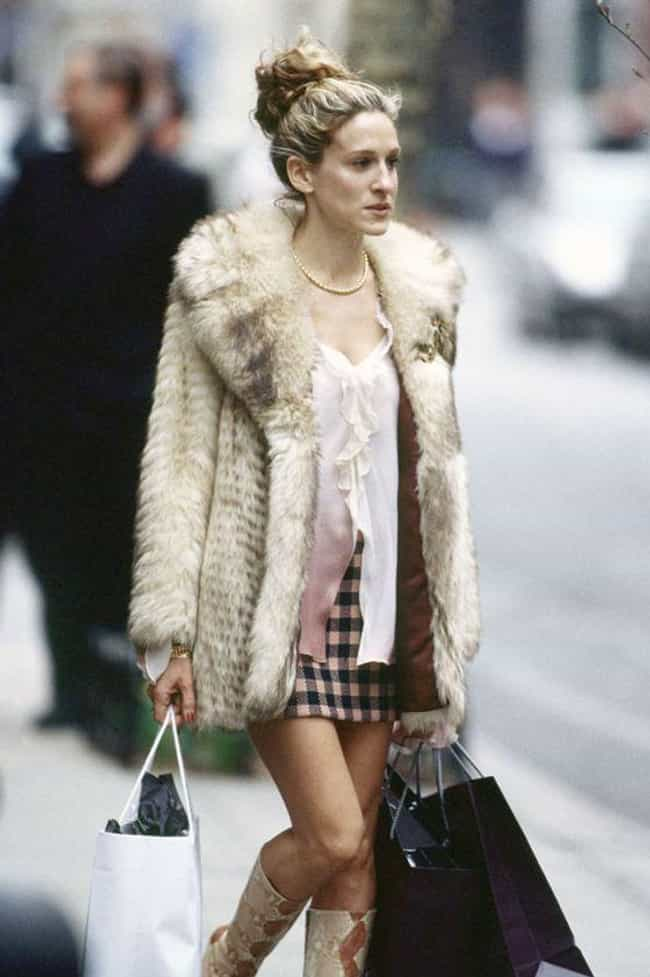 Carrie Bradshaw is listed (or ranked) 1 on the list TV Characters Who Realistically Can't Afford Their Wardrobes