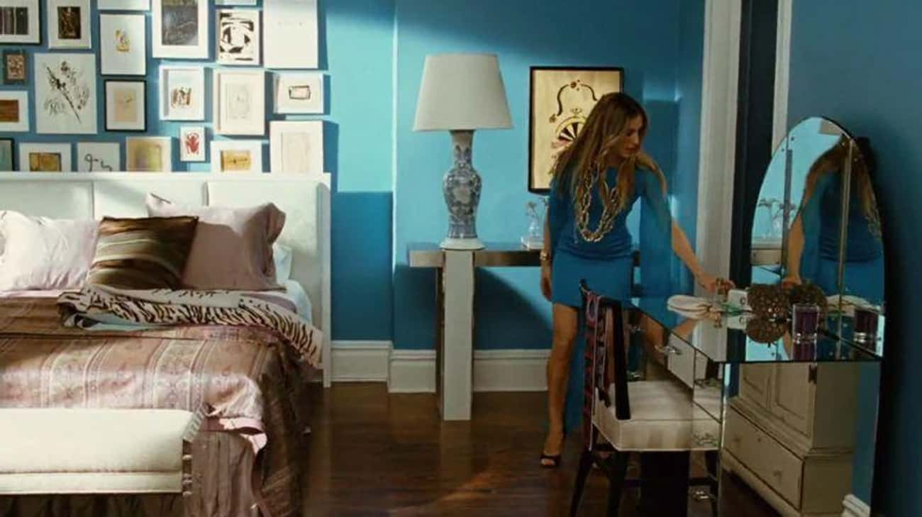 Carrie Bradshaw From 'Sex  is listed (or ranked) 2 on the list TV And Movie Characters Who Can't Afford Their Homes