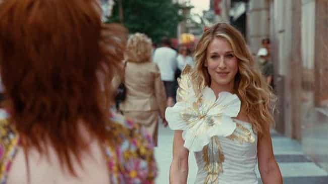 Carrie Bradshaw is listed (or ranked) 3 on the list Movie Characters Who Can't Afford Their Wardrobes