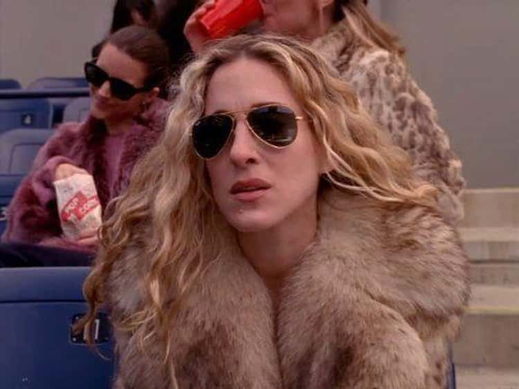 Carrie Bradshaw - 'Sex and the City'