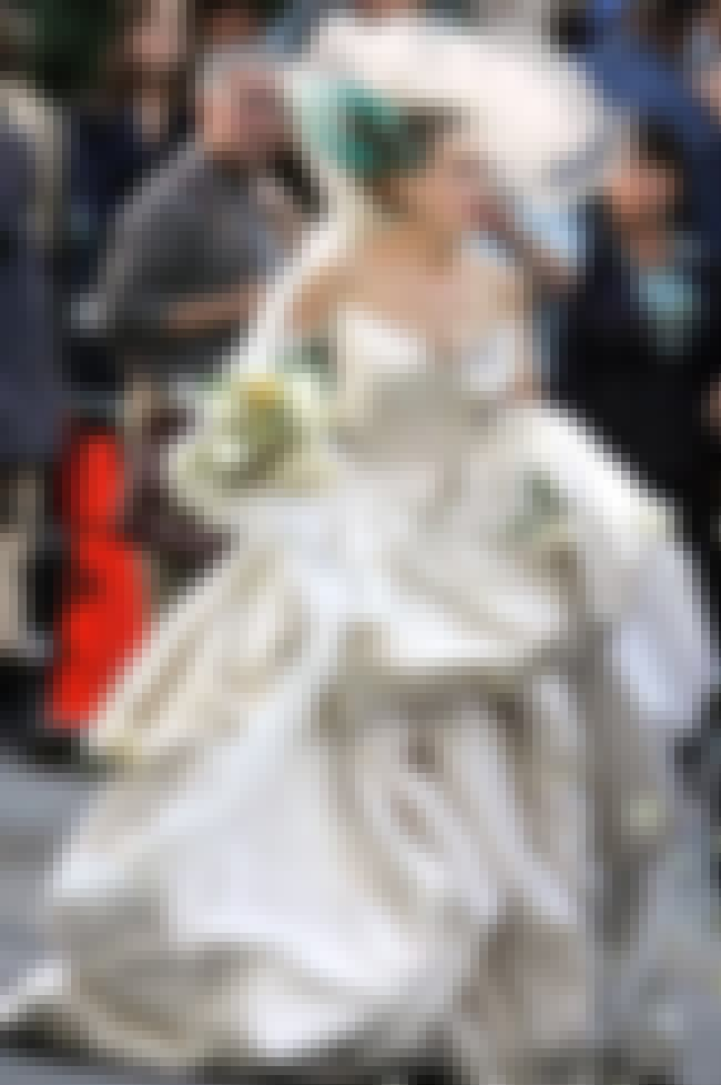Carrie Bradshaw is listed (or ranked) 4 on the list The Worst TV And Movie Wedding Dresses