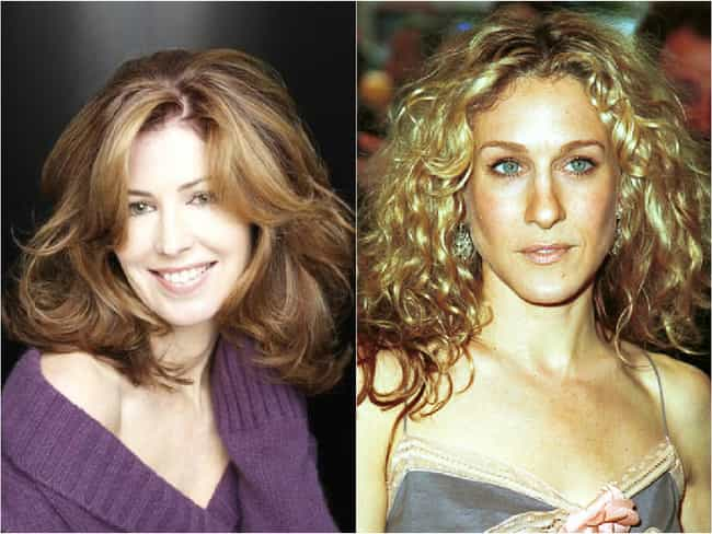 Carrie Bradshaw is listed (or ranked) 4 on the list 28 Famous TV Roles That Were Almost Played by Someone Else
