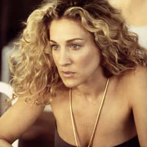 Carrie Bradshaw is listed (or ranked) 6 on the list The Best Fictional Journalists, Reporters, and Newscasters