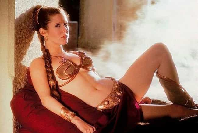 Carrie Fisher is listed (or ranked) 4 on the list The Hottest Fantasy Movie Babes of All Time