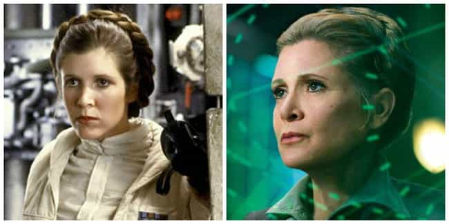 Carrie Fisher is listed (or ranked) 2 on the list Celebrities Turning 60 in 2016