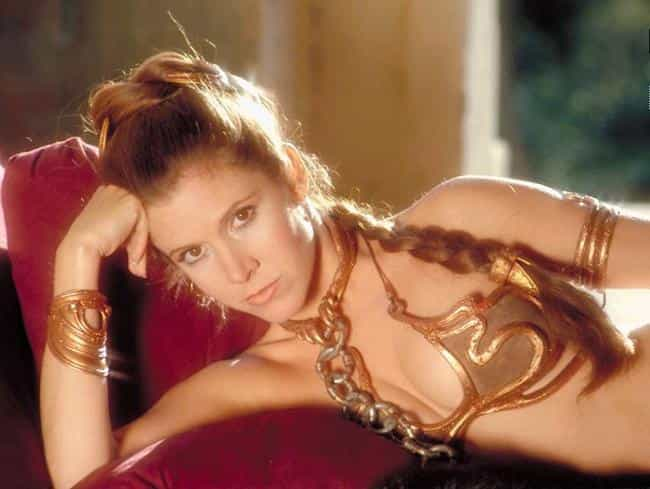 Carrie Fisher is listed (or ranked) 2 on the list 15 Actors Who Hate Why They're Famous