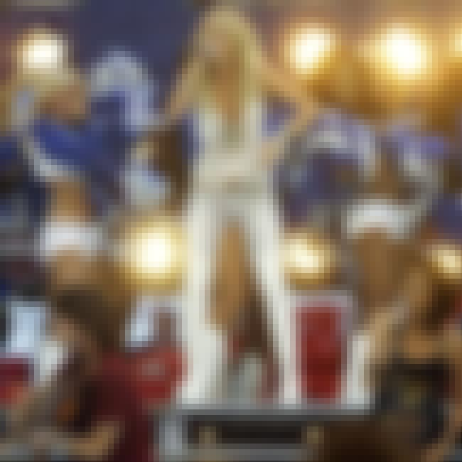 Carrie Underwood is listed (or ranked) 3 on the list Celebrity Cowboy Fans