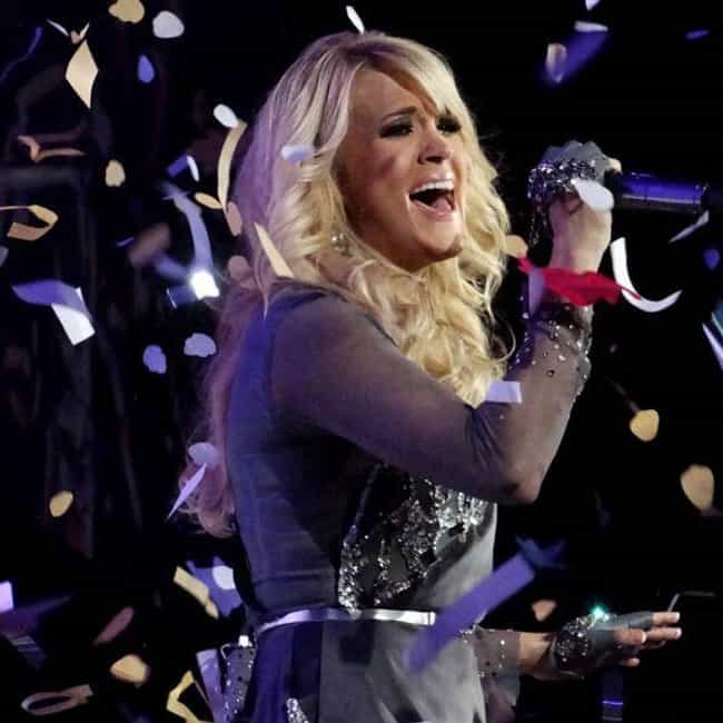 Carrie Underwood is listed (or ranked) 4 on the list 26 Celebrities Who Vowed To Wait Until Marriage