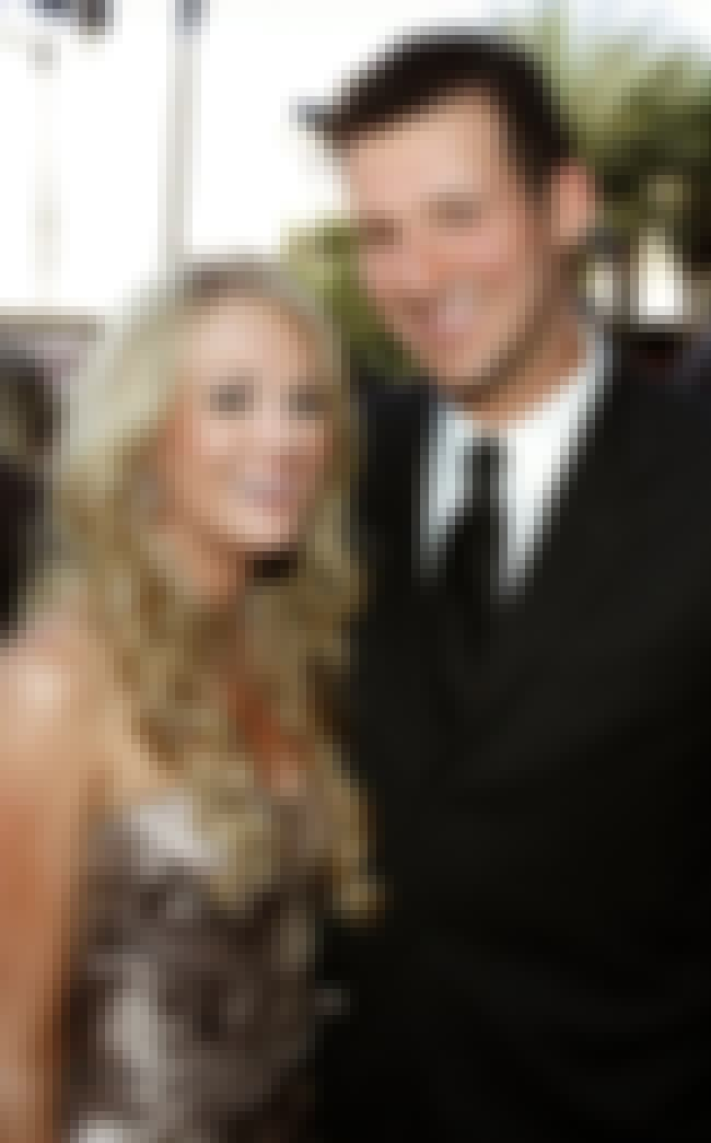 Carrie Underwood is listed (or ranked) 3 on the list Tony Romo's Loves & Hookups