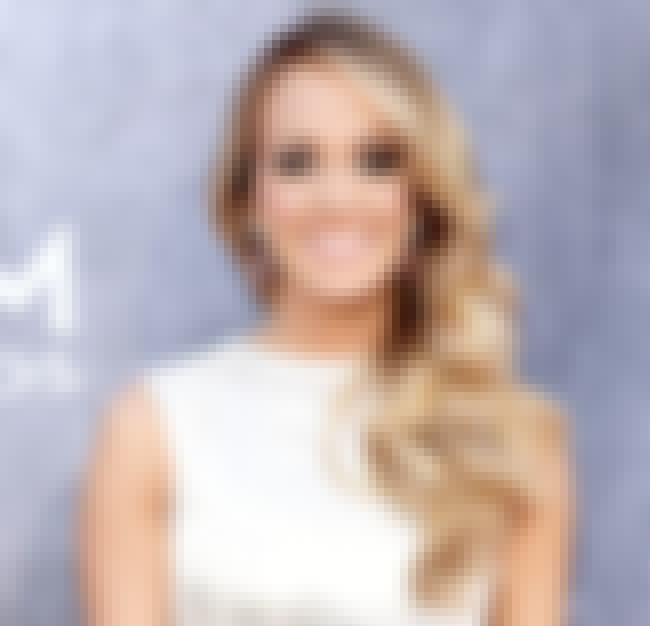 Carrie Underwood is listed (or ranked) 3 on the list 51 Celebrities Who Were In National Honor Society