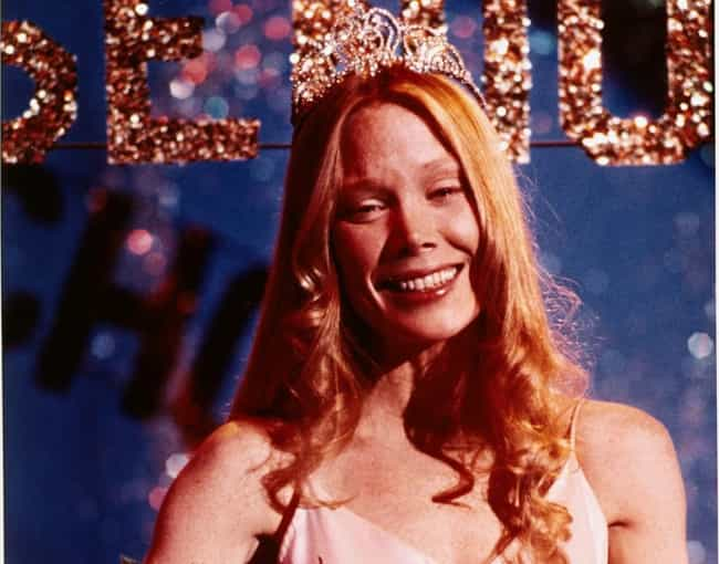 Carrie White is listed (or ranked) 4 on the list Which Stephen King Villain Would Win In A Battle Royale?