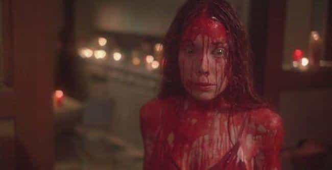 Carrie White is listed (or ranked) 4 on the list 17 Characters Who Broke Bad (Other Than Walter White)