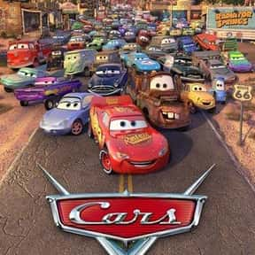 Cars is listed (or ranked) 17 on the list The Best Movies for Toddlers