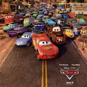 Cars is listed (or ranked) 8 on the list Good Movies for 4-Year-Olds