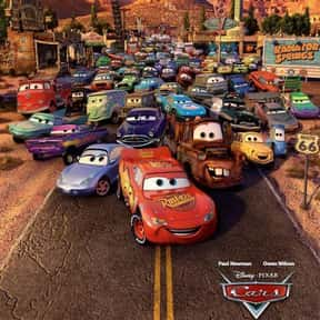 Cars is listed (or ranked) 9 on the list The Best Car Racing Movies That Really Put The Pedal To The Metal
